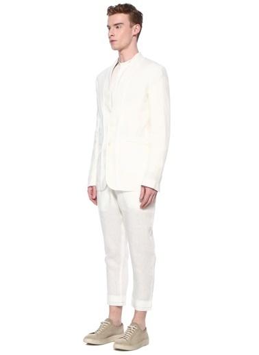 Isabel Benenato Gömlek Beyaz